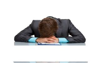 geheugenproblemen, burnout